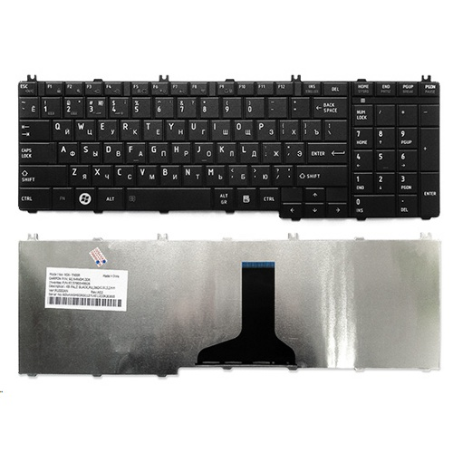 FOR Toshiba Keyboard 9Z.N4WGQ.001 9Z.N4WSC.001 9Z.N1X82.001 9Z.N4WGV.001 Black