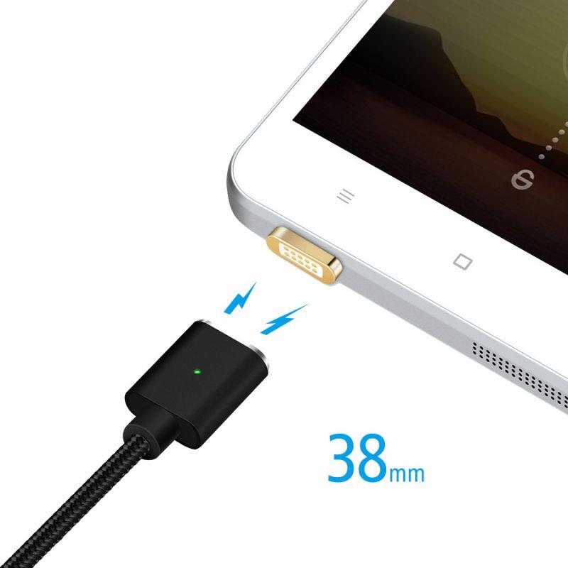 Магнитный кабель зарядки для телефона
