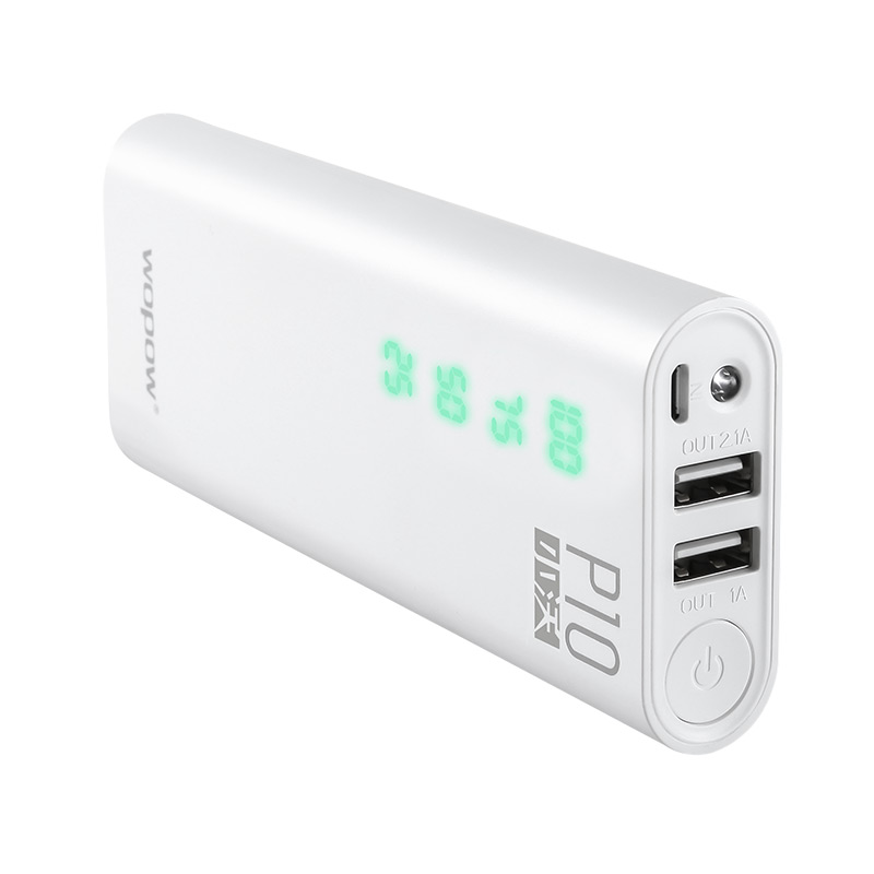 Power Bank P10, Wopow (Li-Ion)