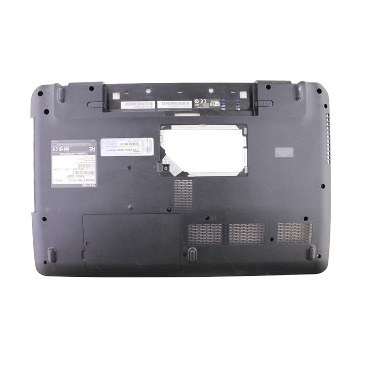 Поддон, нижний корпус для Toshiba Satellite L775 (13N0-Y3A0101, H000030560), D-cover